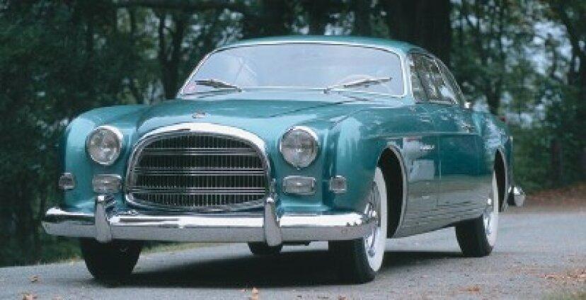 1954クライスラーGS-1スペシャルクーペ