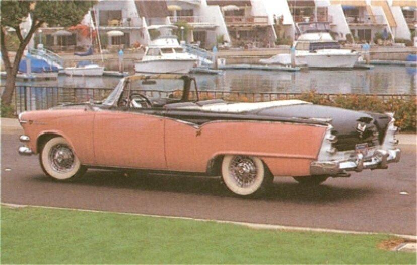 1955-1956ダッジD-500