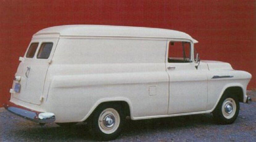 1955-1957シボレー小型トラック