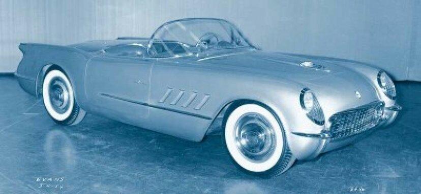 1955コルベット