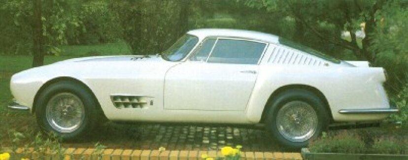1955年フェラーリ250MMGTベルリネッタ