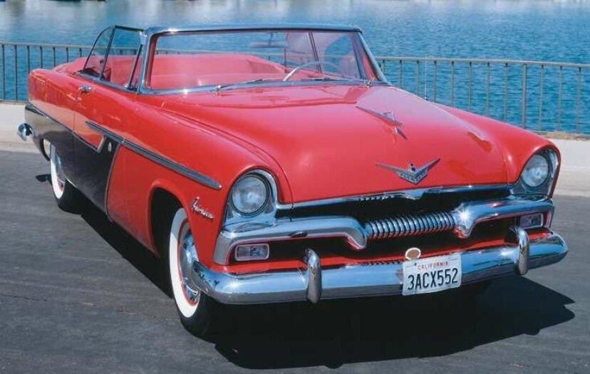 1955年プリマス