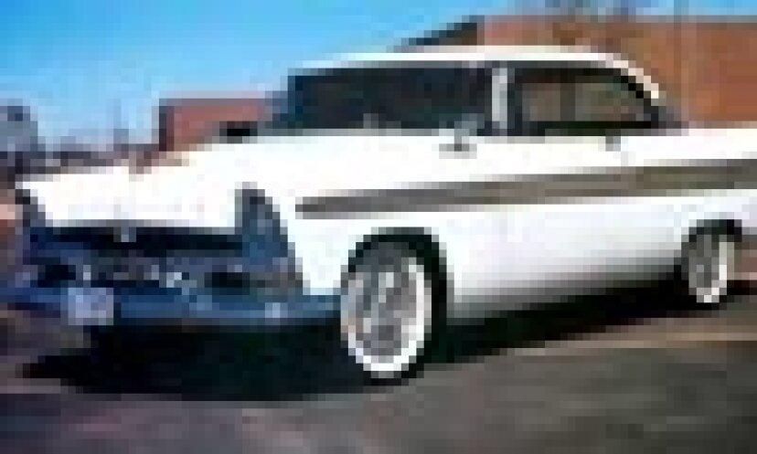 1956-1958プリマスフューリー