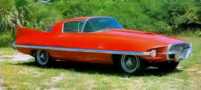 1956フェラーリ410スーパーアメリカ
