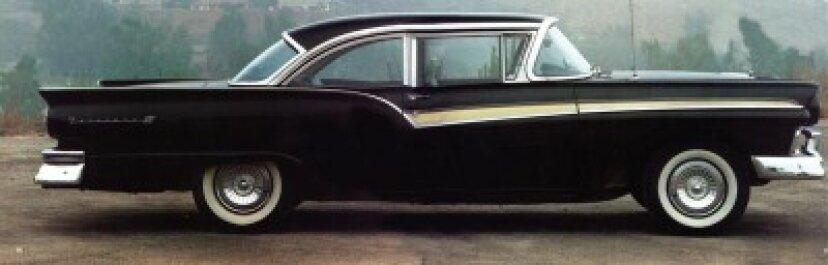 1957-1959フォードスタイリング