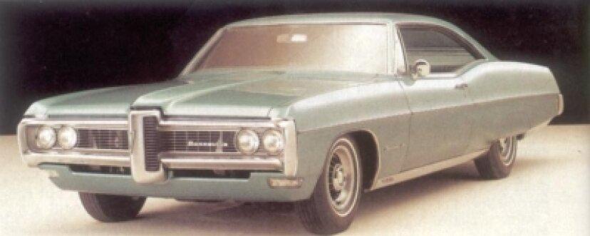 1957-1987ポンティアックボンネビル