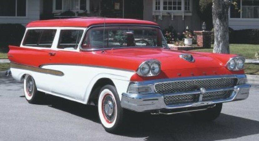 1958年フォードデルリオ