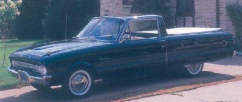 1960-1963フォードファルコンランチェロ