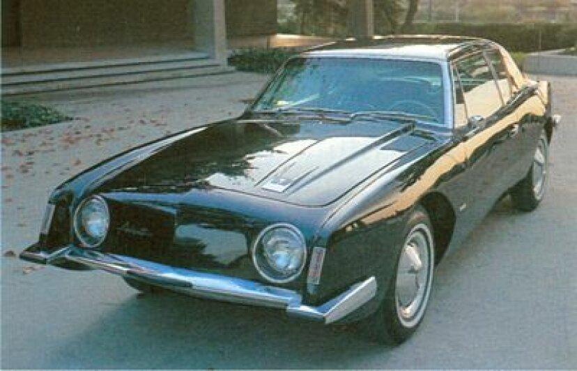 1963-1964スチュードベーカーアバンティ