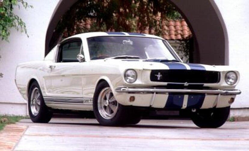 1965-1966シェルビーGT-350
