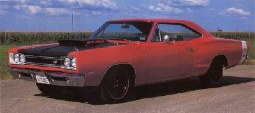 1969ダッジスーパービーシックスパック:マッスルカーのプロフィール