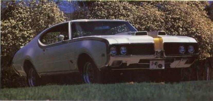 1969年ハースト/オールズ:マッスルカーのプロフィール