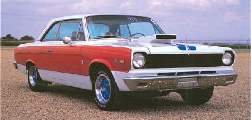 1969ランブラーSC /ランブラー