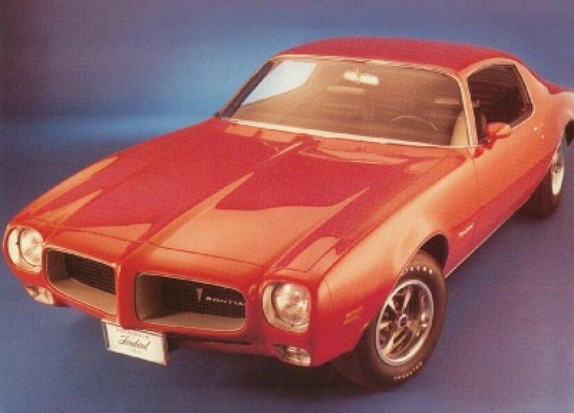 19701/2ポンティアックファイヤーバード