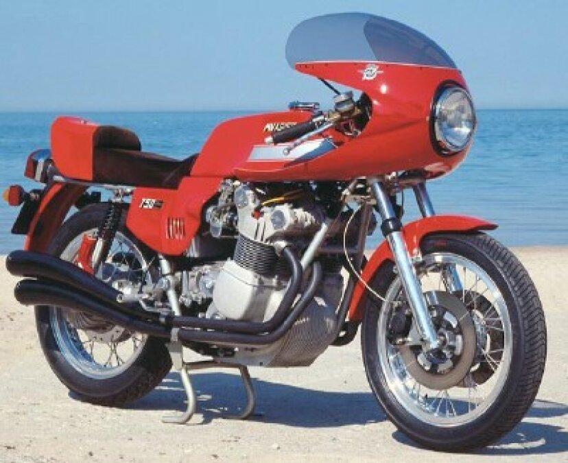 1977MVアグスタ750Sアメリカ