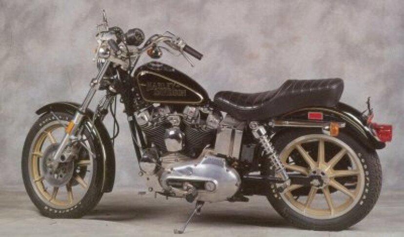 1978年ハーレーダビッドソンXL-1000スポーツスター