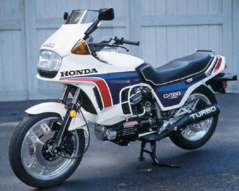1983ホンダCX650T