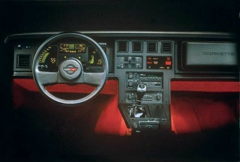 1986コルベット