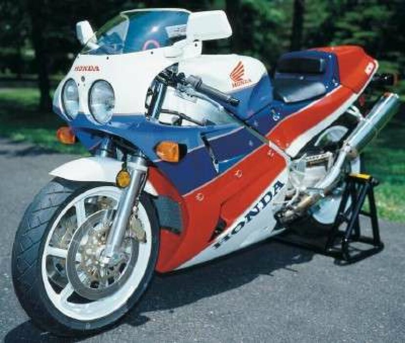 1990ホンダRC30