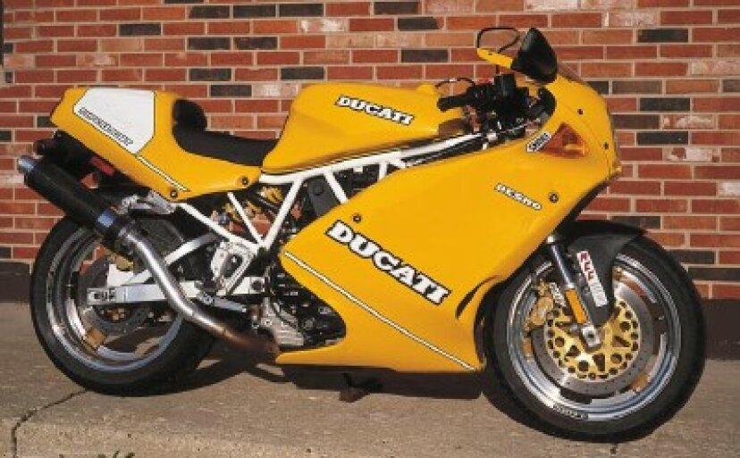 1993ドゥカティスーパーライト