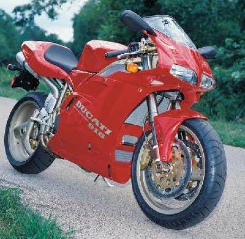 1994ドゥカティ916