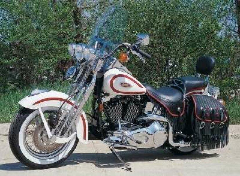 1997ハーレーダビッドソンFXSTSヘリテージスプリンガー