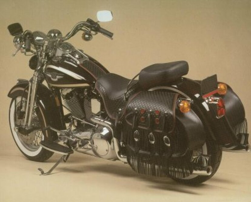 1998ハーレーダビッドソンFLSTSヘリテージスプリンガー