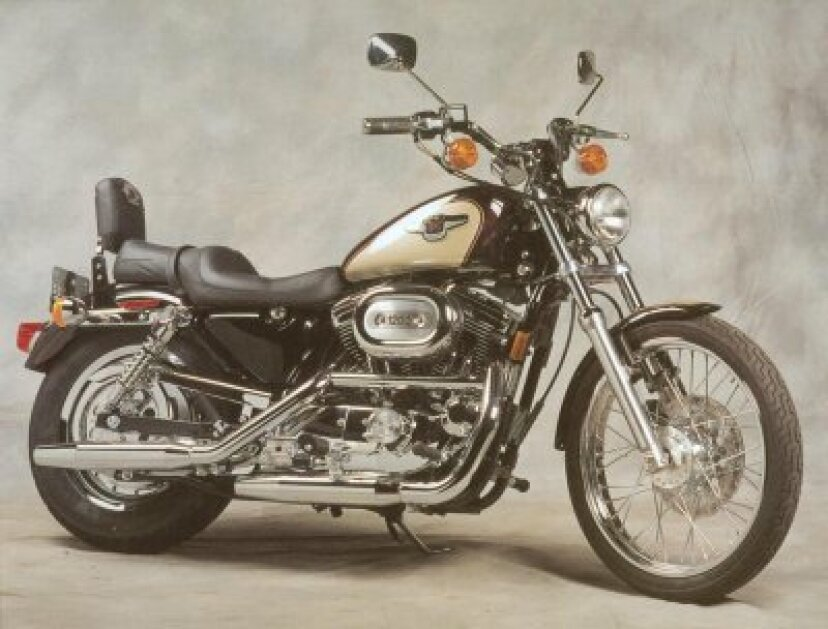 1998ハーレーダビッドソンXL-1200Cスポーツスター