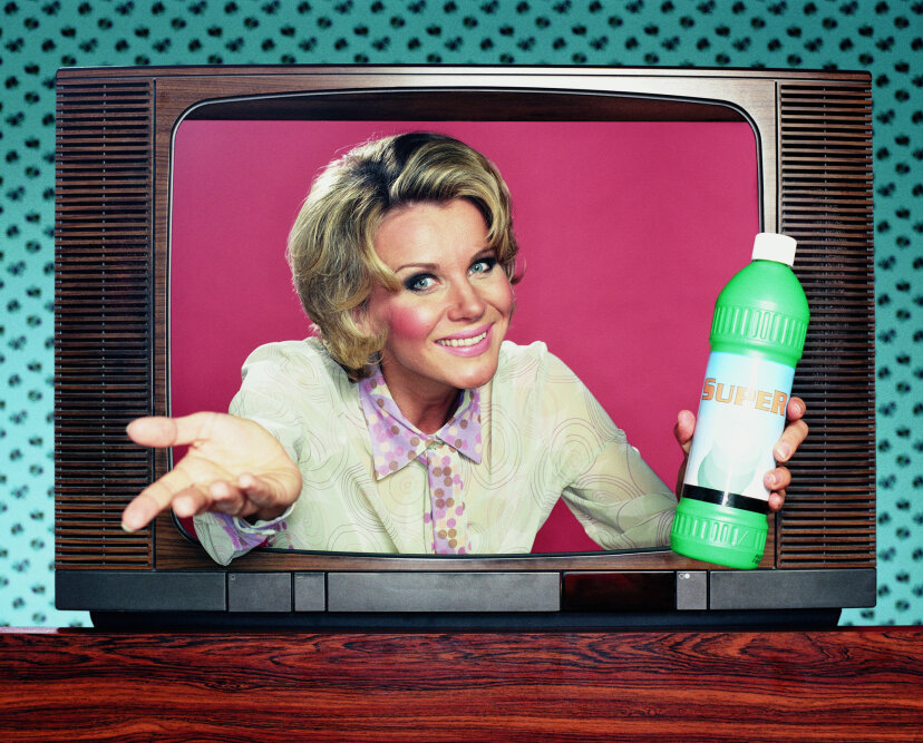 DVRs make it easy to skip commercials, so companies have had to get more creative with their TV advertising. Erik Dreyer/Getty Images