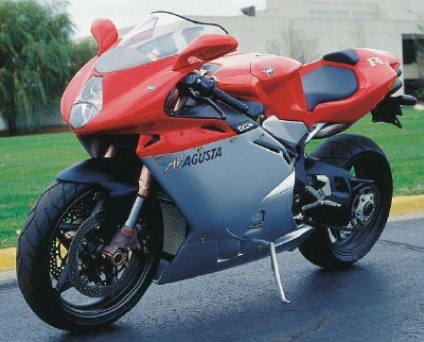 2000MVアグスタF4ストラーダ