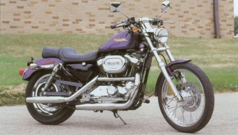 2002ハーレーダビッドソンXL-1200Cスポーツスター