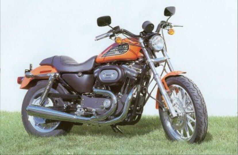 2002ハーレーダビッドソンXL-883Rスポーツスター