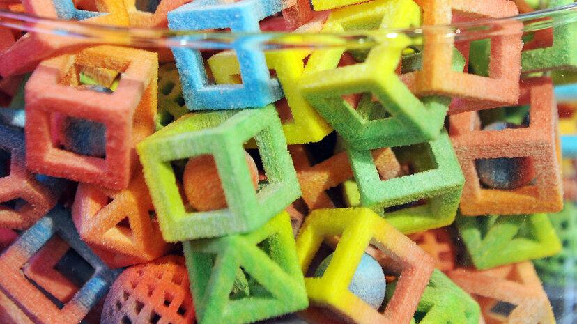 Lebensmittel werden möglicherweise bald in 3D gedruckt, um den Ernährungsbedürfnissen gerecht zu werden