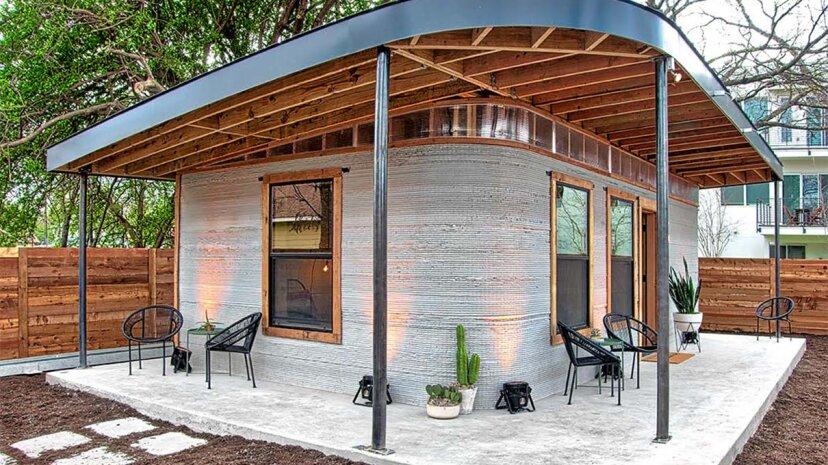 3Dプリントされた住宅は、手頃な価格の住宅に革命を起こす可能性があります