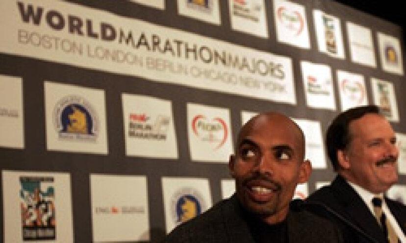 5つの最大のマラソン