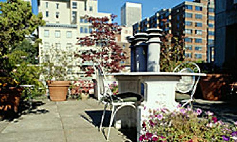 クールな屋上庭園を作る5つの方法