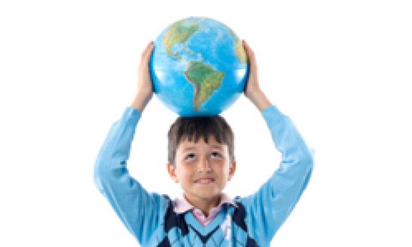 あなたの子供の心を吹き飛ばすための5つの地球の事実