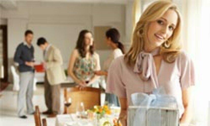 ゲストのための5つの楽しいディナーパーティーギフト