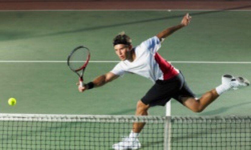 テニスをすることの5つの健康上の利点