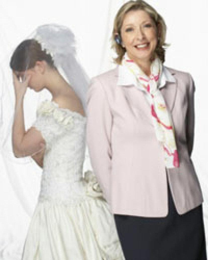 ママが結婚式に干渉しないようにする 5 つの方法