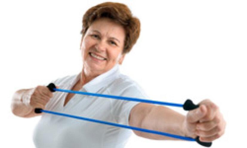 高齢者のための5つのレジスタンスバンドエクササイズ