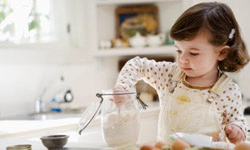 子供のための5つの安全な料理活動