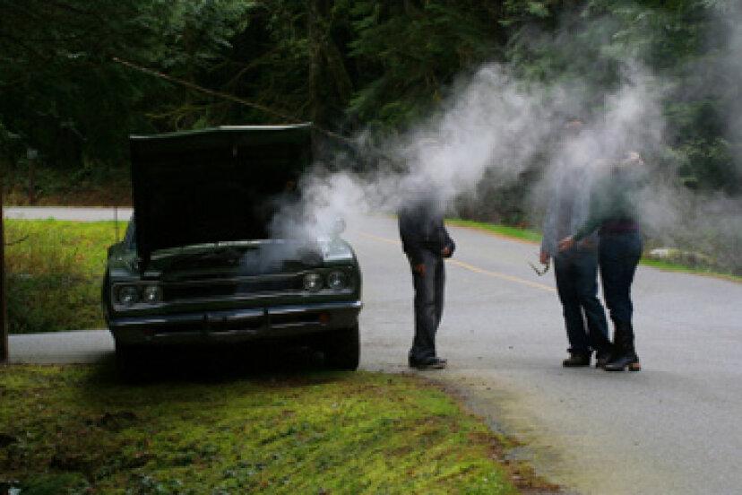 エンジントラブルの上位5つの兆候
