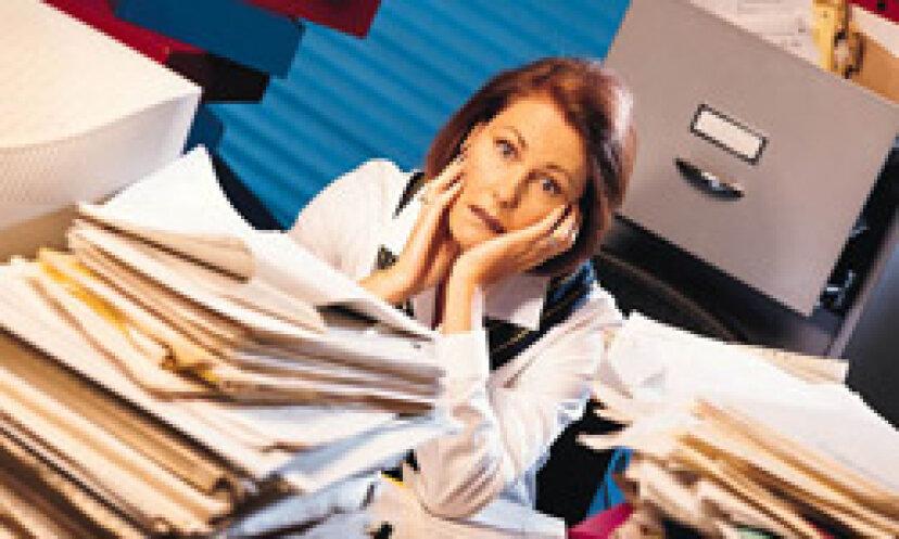 職場で整理するための5つのヒント