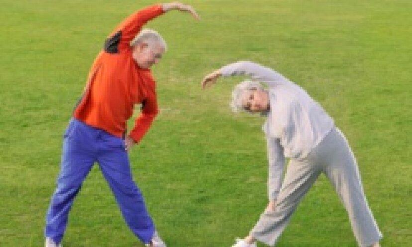 退職者のための5つの体重負荷運動