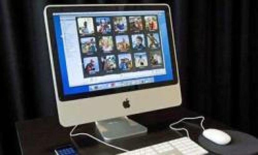 コンピューターの写真