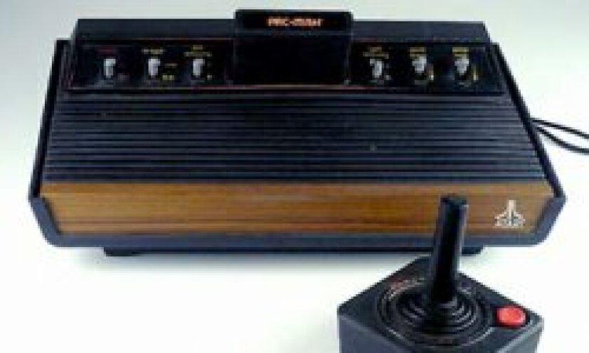 ビデオゲームシステムの写真