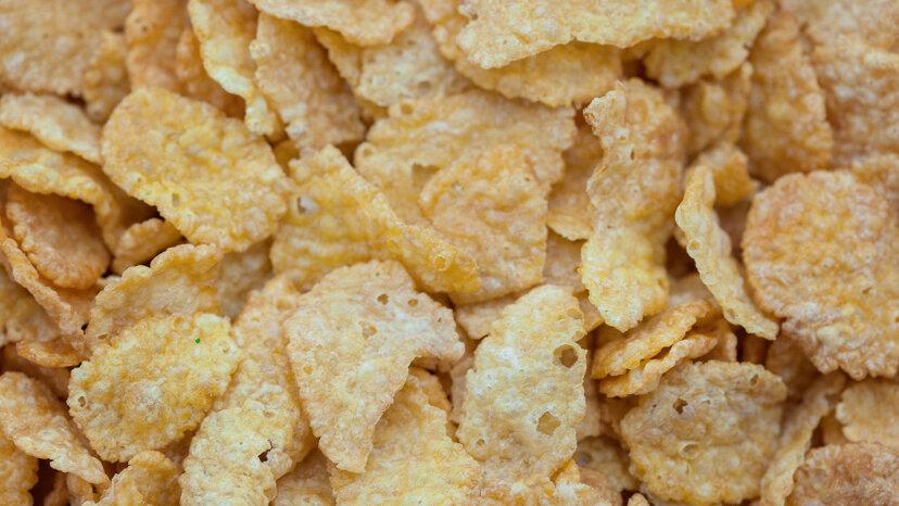 サルモネラ菌が朝食用シリアルにどのように巻き込まれるか