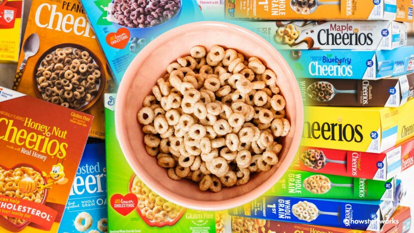 Cheerios: 8 lustige Fakten über das Verwandeln von Hafer in O's
