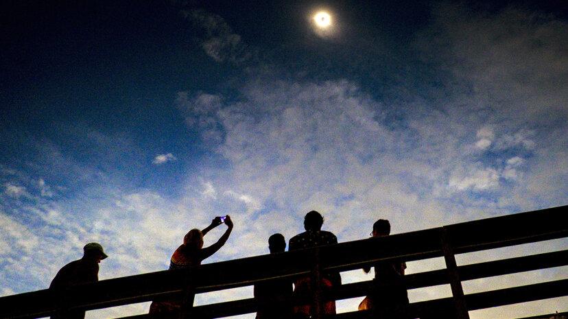 Solar eclipse 2017
